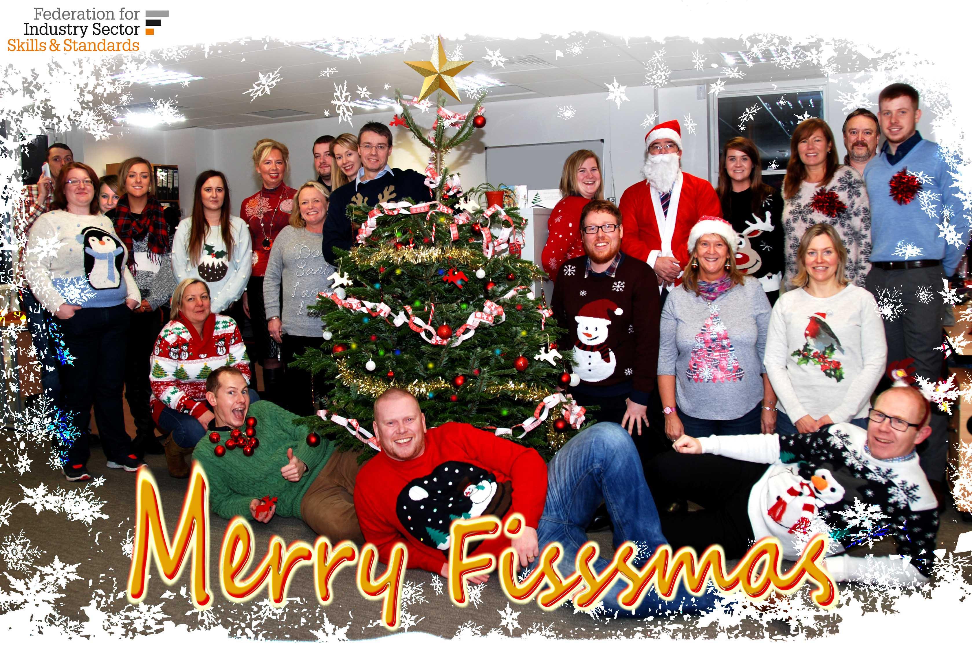 Merry Fisssmas 2014